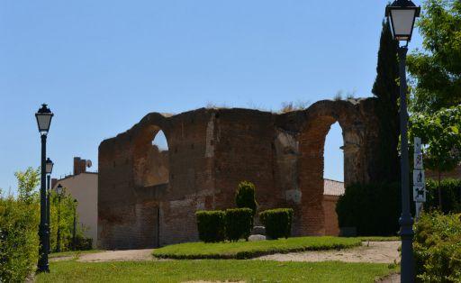 Ruinas de San Andrés, arcos