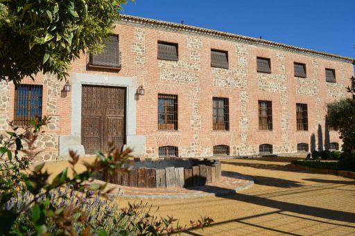 El Palacio, detalle