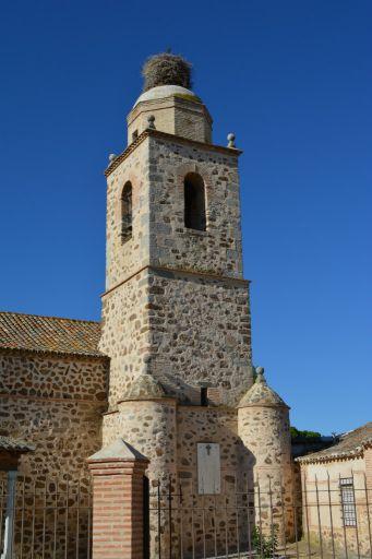 Iglesia de Santa Leocadia, torre