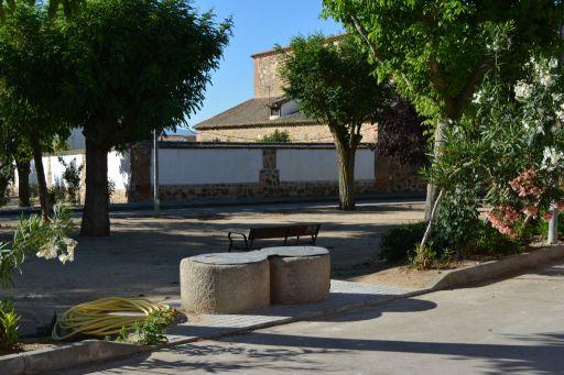 Pozo de la Plaza Egido