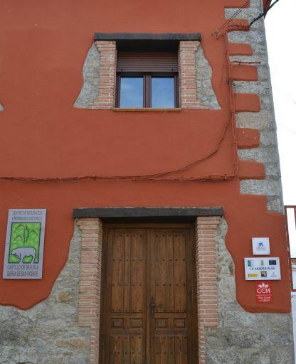 Centro de Naturaleza y Patrimonio Histórico, exterior