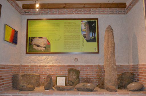 Centro de Naturaleza y Patrimonio Histórico, arqueología