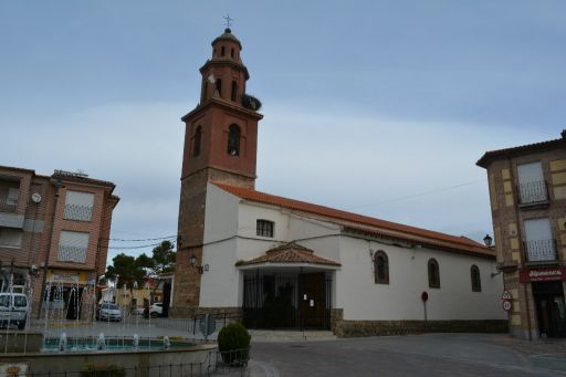 Iglesia parroquial de San Vicente Mártir