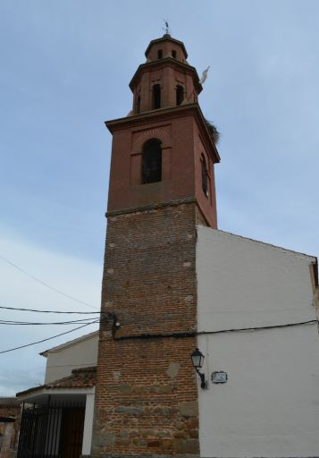 Iglesia parroquial de San Vicente Mártir, torre