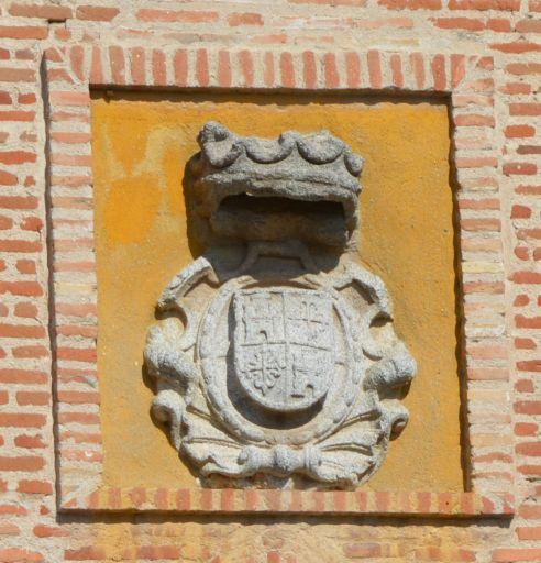 Escudo de los Condes de Cedillo