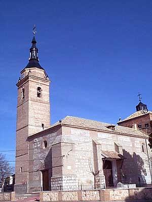 Iglesia de Nuestra Señora de la Natividad