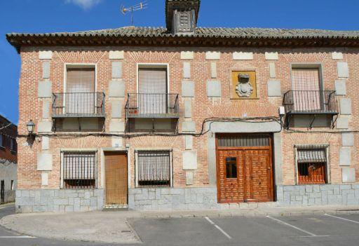 Palacio de los Condes de Cedillo