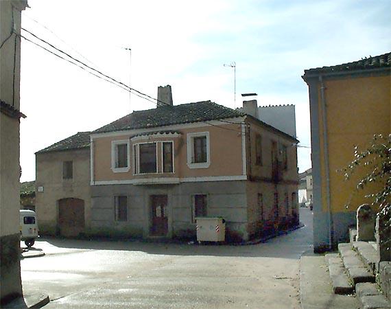 Calle de la Fragua