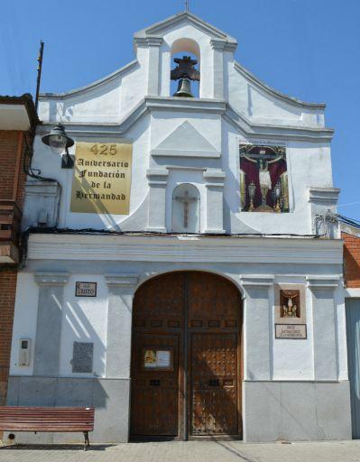 Ermita del Cristo, exterior