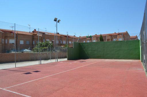 Instalaciones deportivas, pista de padel