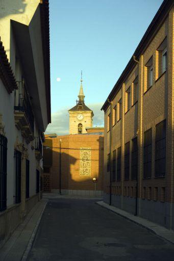 Iglesia parroquial, vista