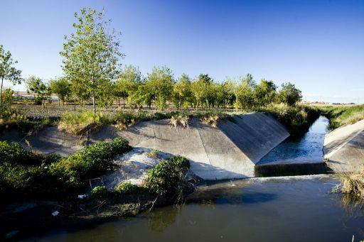 Confluencia de los arroyos Guatén y Gansarinos