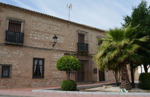 Casa Típica y Ruta del Quijote