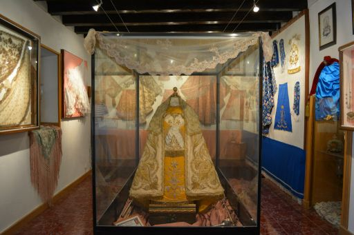 Monasterio de San José, museo de Ntra. Sra. de la Muela (1)