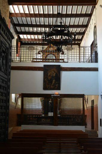 Monasterio de San José, capilla coro