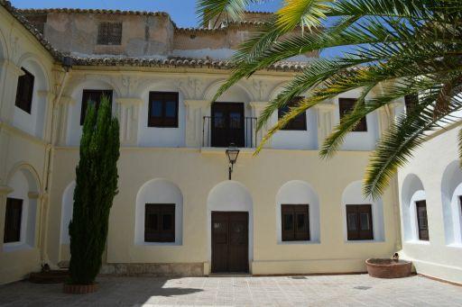Monasterio de San José, claustro