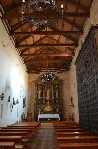 Monasterio de San José, capilla