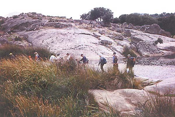 Senderismo en los Montes de Toledo