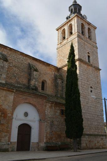 Iglesia de Santo Tomás Cantuariense, detalle