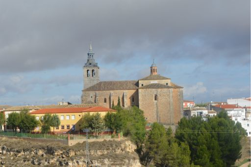 Iglesia de Santo Tomás Cantuariense, viata aerea