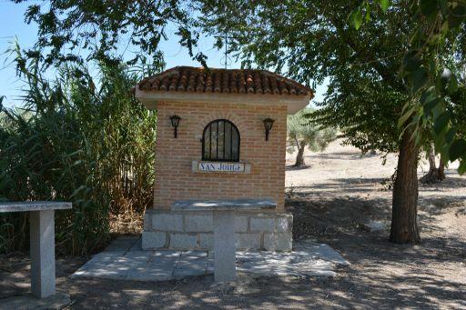 San Jorge, altar
