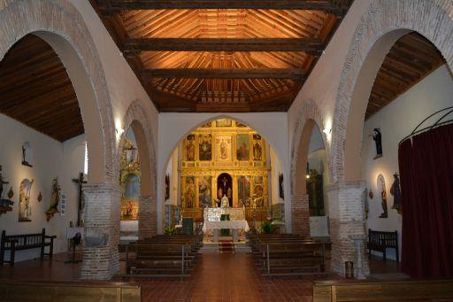 Iglesia parroquial de la Asunción de Nuestra Señora, interior