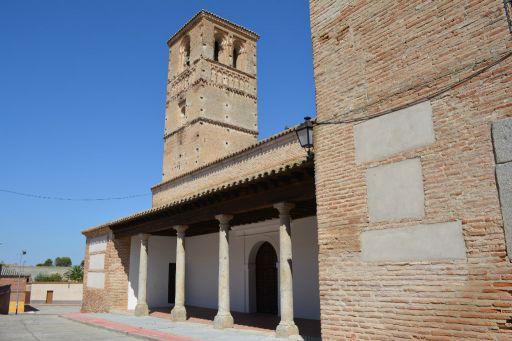 Iglesia parroquial de la Asunción de Nuestra Señora, exterior