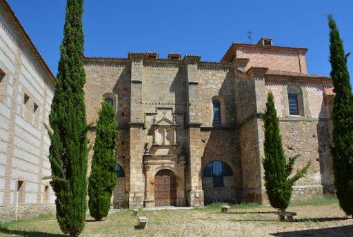 Iglesia del Convento, exterior
