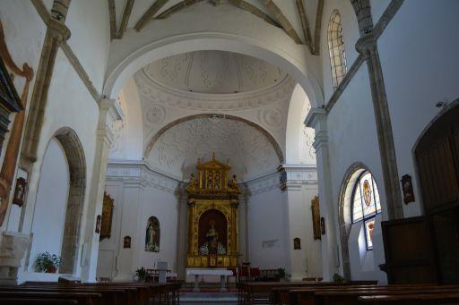 Iglesia del Convento, interior