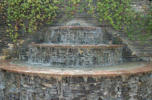 Fuente del parque del Ayuntamiento