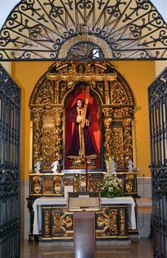 Stmo. Cristo de la Cruz a Cuestas