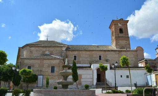 Iglesia Parroquial de Santa Maria Magdalena, exterior