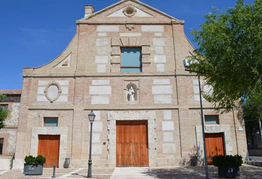 Convento de Capuchinos, Iglesia