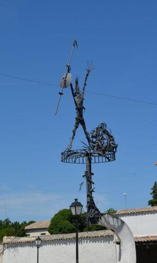 Monumento a El Quijote