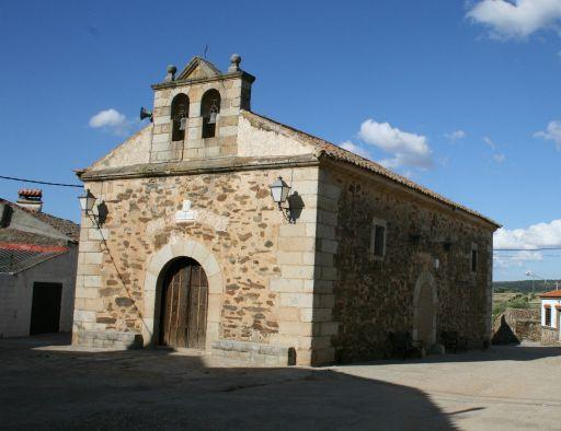 Iglesia de San Juan Bautista del barrio de Fuentes