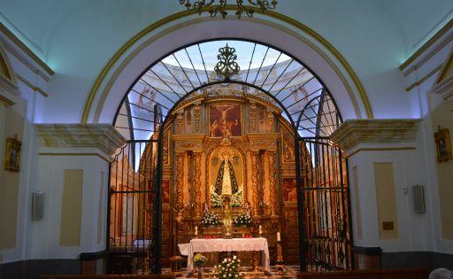 Ermita de la Soledad, interior