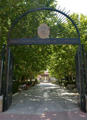 Parque de la Soledad