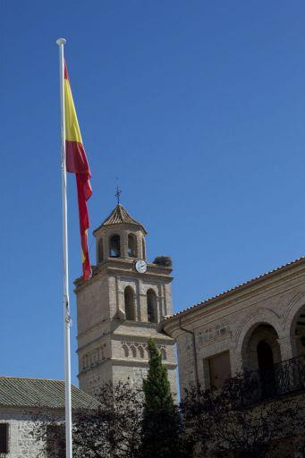 Iglesia parroquial de San Juan Bautista (torre)