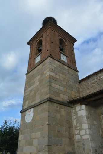 Iglesia parroquial de Santa María Magdalena, torre