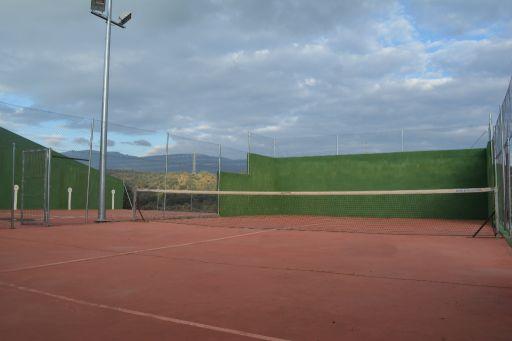 Instalaciones deportivas, pista padel