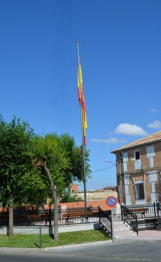 Homenaje Bandera