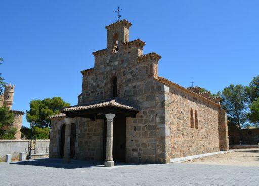 Ermita de la Natividad, exterior
