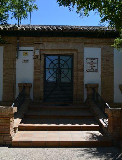 Centro de Interpretación, exterior