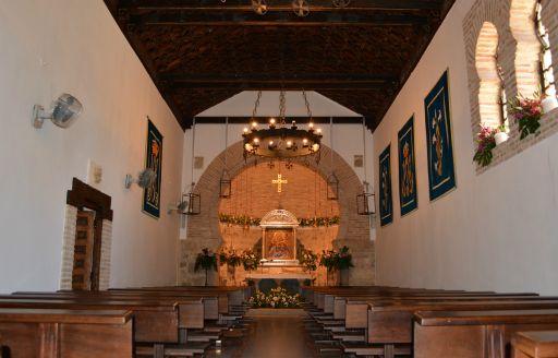 Ermita de la Natividad, interior