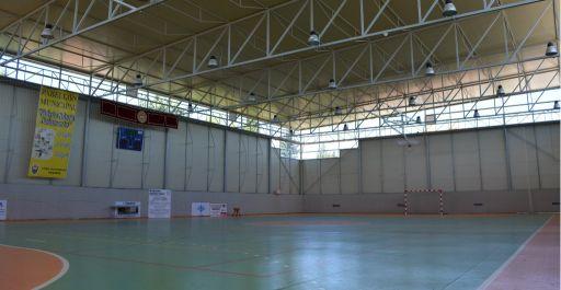 Instalaciones deportivas, pabellón