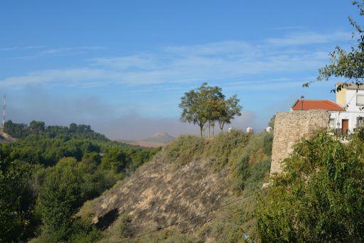 muralla y vista aerea