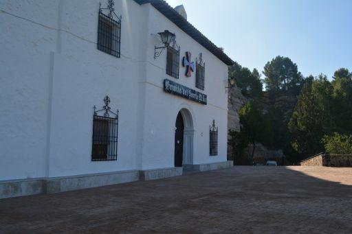 Ermita del Santo Niño, exterior
