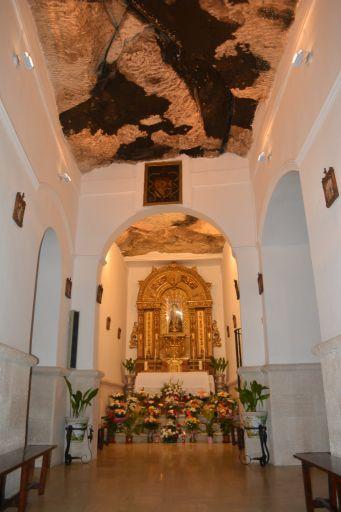 Ermita del Santo Niño, interior