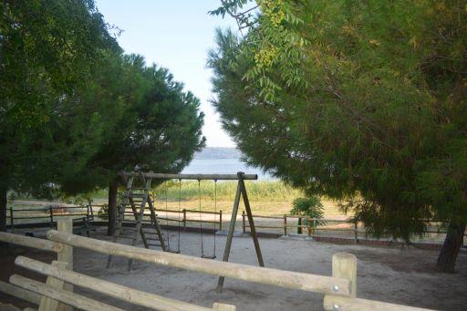 Zona verde, parque