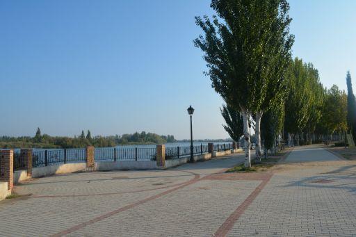 Paseo junto al Río Tajo